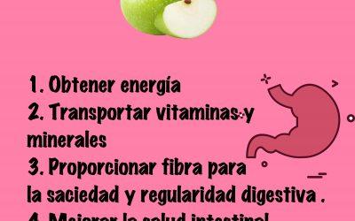 Energiza tu cuerpo y mente con carbohidratos buenos para ti