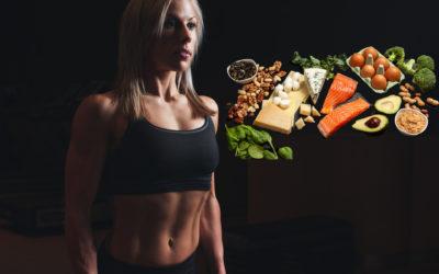 12 Alimentos con Proteína que te Ayudarán a Ganar Músculo