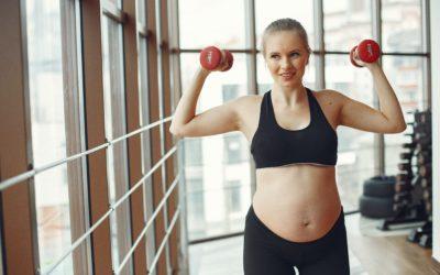 ¿Es Seguro Realizar Ejercicio de Fuerza y Resistencia durante el Embarazo?